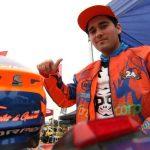 Tomás de Gavardo obtuvo el tercer lugar en el Rally de la Minería