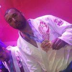 Penquista Valentín Díaz obtuvo medallas en torneos internacionales de jiu jitsu brasileño