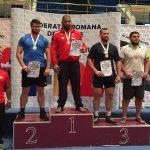 Yasmani Acosta obtuvo medalla de oro en el Grand Prix de Rumania de Lucha Olímpica