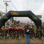 Alonso Gamero ganó el segundo clasificatorio de la Vuelta Chile 2017