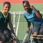 Macarena Cabrillana se quedó con el vicecampeonato de dobles del Swiss Open