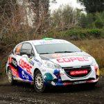 """""""Chaleco"""" López buscará mantener el liderato de la categoría R2 en el Gran Premio de Frutillar del RallyMobil"""