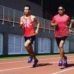 Seleccionados chilenos de atletismo paralímpico se preparan en Brasil para el Mundial de Londres