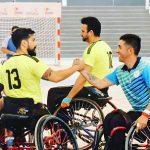 Este sábado se realizará el segundo torneo de invierno de handball en silla de ruedas