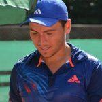 Mauricio Alvarez y Bastián Parada cayeron en primera ronda de dobles en Macedonia