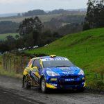 Cristóbal Vidaurre ganó la Súper Especial Nocturna del Gran Premio RallyMobil de Frutillar