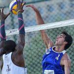 Ignacio Frazzoni y Tomás Schilling finalizaron su participación en el Mundial U21 de Volleyball Playa