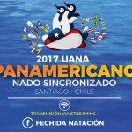 Este martes comienza el Panamericano de Nado Sincronizado en Santiago
