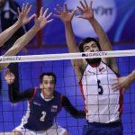 Chile cae ante Brasil y jugará por el bronce en el Sudamericano Masculino de Volleyball