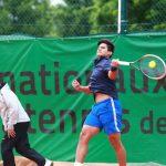 Bastián Malla avanzó a los cuartos de final del Futuro 10 de Italia