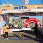 César Díaz se quedó con el triunfo en el Maratón de Valparaíso