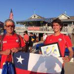 Clemente Seguel debuta este lunes en el Mundial Adulto de Sunsfish