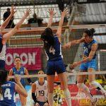 Chile cayó ante Argentina en la cuarta jornada del Sudamericano de Volleyball Femenino