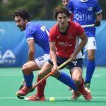 La Roja obtuvo el sexto lugar en la Copa Panamericana Masculina de Hockey Césped
