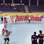 Chile cayó ante Japón en nueva jornada del Mundial Juvenil Masculino de Handball
