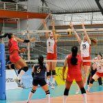 Chile cayó ante Perú en el cierre del Sudamericano de Volleyball Femenino