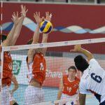 Chile cerró su participación en el Mundial U19 de Volleyball Masculino cayendo ante Túnez