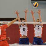 Chile cayó ante Turquía en segunda jornada del Mundial U19 de Volleyball Masculino
