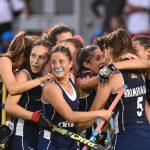 """Las """"Diablas"""" hacen historia y clasifican a la final de la Copa Panamericana Femenina de Hockey Césped"""