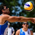 Primos Grimalt cerraron su participación en la fecha suiza del World Tour de Volleyball Playa
