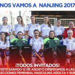 Este sábado se despedirán las Selecciones Chilenas de Hockey Patín que disputarán los World Roller Games