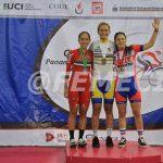 Chile cierra su participación en pista del Panamericano Junior de Ciclismo con nuevas medallas