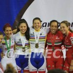 Franchesca y Scarlet Cortés ganan medalla de oro en el Panamericano Junior de Ciclismo