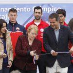 Este sábado se inauguró el nuevo CEO de Remo y Canotaje en Curauma