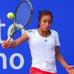 Ivania Martinich cerró su participación en el ITF de Arad