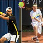 Juan Carlos Sáez y Marcelo Plaza cayeron en semifinales de dobles en Bélgica