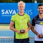 Hans Podlipnik se tituló campeón de dobles del Challenger de Portoroz
