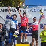 Matías Arriagada ganó la cuarta fecha del Clasificatorio a la Vuelta Chile 2017