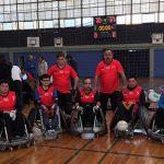 Sparta se tituló campeón del segundo Nacional de Rugby en Silla de Ruedas