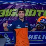 Tomás de Gavardo buscará quedarse con el título nacional del Rally Cross Country Baja Atacama