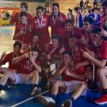 Universidad de Chile se tituló campeón U17 de la Libcentro Menores