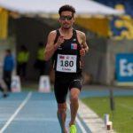 Una lesión deja fuera del Mundial de Atletismo a Víctor Aravena