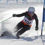 Violeta Horwitz y Enrique Evia y Roca ganaron la segunda fecha del Nacional de Ski Masters