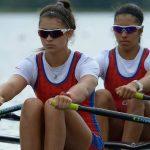 Yoselyn Cárcamo y Magdalena Bravo lograron el quinto lugar en el Mundial Juvenil de Remo
