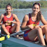 Embarcaciones chilenas avanzaron a semifinales del Mundial Juvenil de Remo