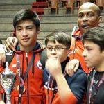 Chile ganó 10 medallas en el Panamericano Escolar de Lucha Olímpica