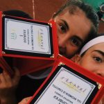 Bárbara Gatica se tituló campeona de dobles del ITF de Antalya