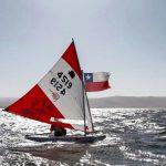 Clemente Seguel finalizó en la cuarta posición del Mundial Adulto de Sunfish
