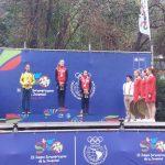 Catalina Vidaurre sumó un nuevo oro para Chile en los Juegos Suramericanos de la Juventud