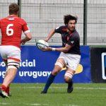 Chile derrotó a Canadá y jugará por el quinto lugar del World Rugby Trophy U20