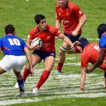 Chile cayó ante Namibia en su segundo partido por el World Rugby Trophy U20