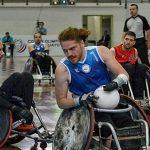 Chile logró su primer triunfo en el Panamericano de Rugby en Silla de Ruedas