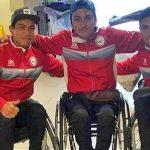 Cuatro tenistas conforman la delegación chilena que jugará en el São Paulo Wheelchair Tennis Open