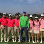 Chilenas siguen liderando el Sudamericano Pre Juvenil de Golf 2017