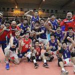 La Roja derrotó a Venezuela por el Premundial de Volleyball Masculino