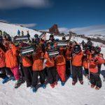 Valle Nevado recibió la última fecha del Circuito Bichos Milo 2017